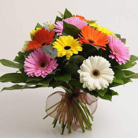 Букет 145 Дайси: букеты цветов на заказ Flowwow