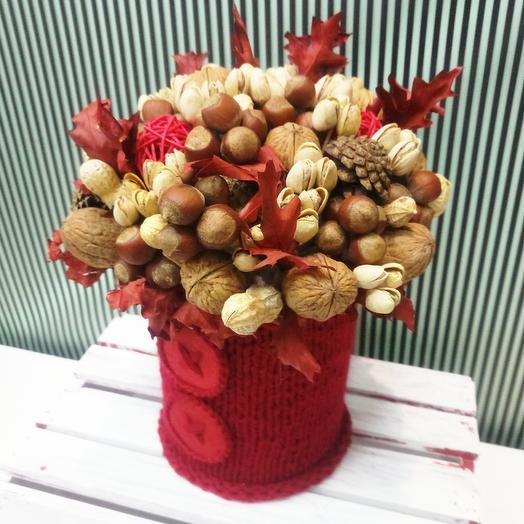 Вкус осени: букеты цветов на заказ Flowwow