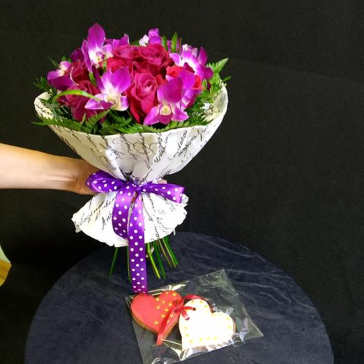 Камила: букеты цветов на заказ Flowwow