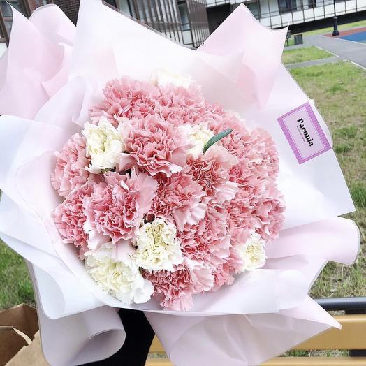Букет 106: букеты цветов на заказ Flowwow