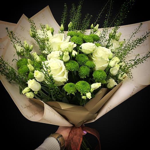 Ласковое утро: букеты цветов на заказ Flowwow