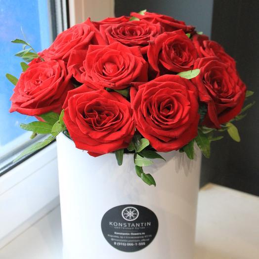Яркая классика: букеты цветов на заказ Flowwow