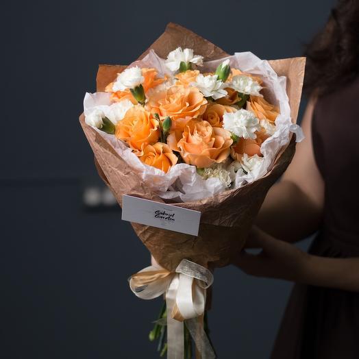 Твои веснушки: букеты цветов на заказ Flowwow