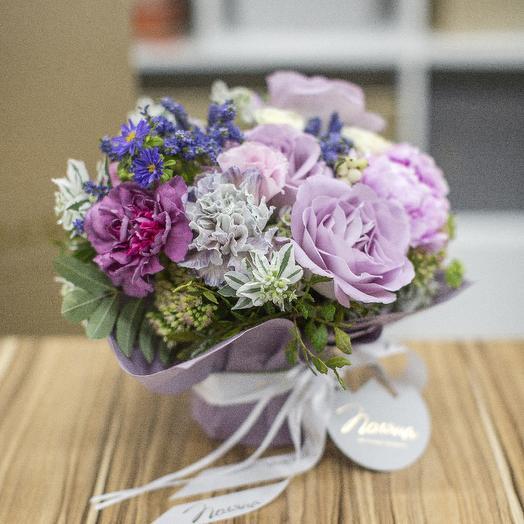 Композиция 12: букеты цветов на заказ Flowwow