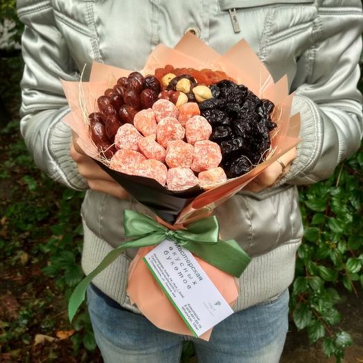 Мини букет из сухофруктов: букеты цветов на заказ Flowwow
