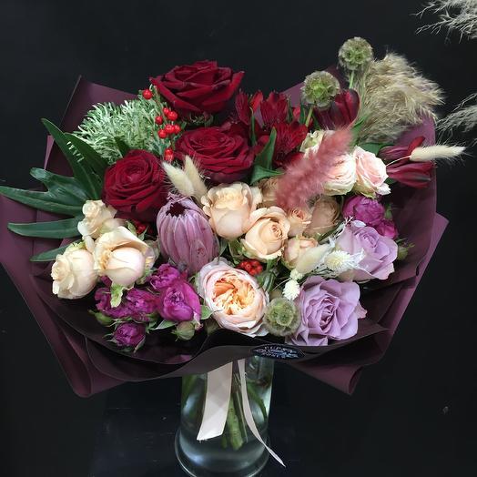 Феерия: букеты цветов на заказ Flowwow