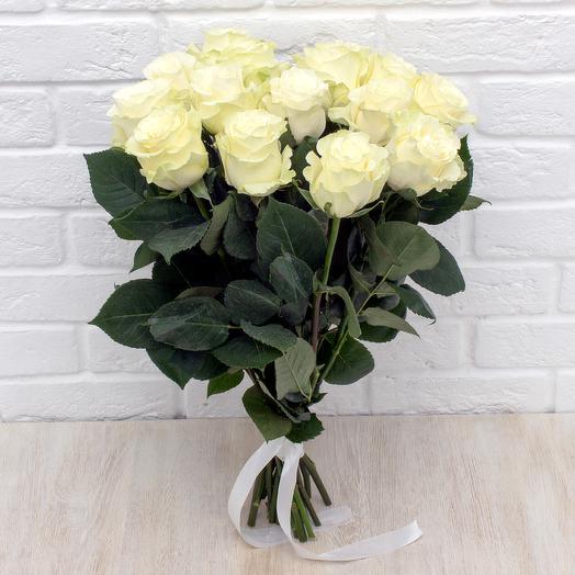 Букет 15 роз Mondial