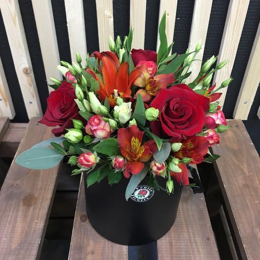 Black box: букеты цветов на заказ Flowwow
