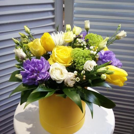 Солнечный денёк:)): букеты цветов на заказ Flowwow