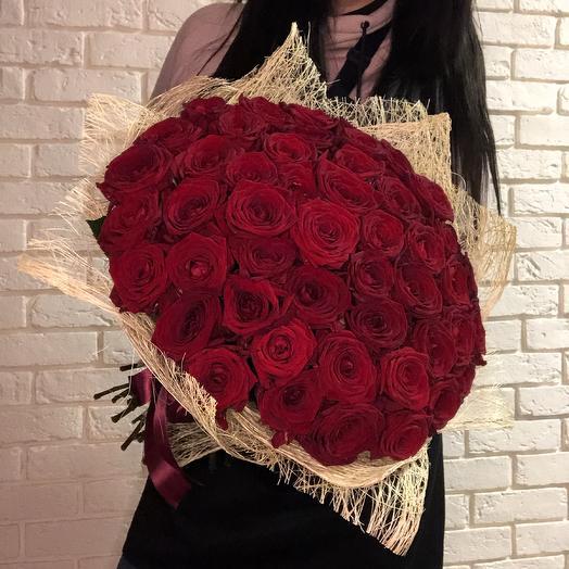 RedNaomi51: букеты цветов на заказ Flowwow