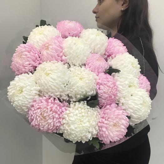 Букет зефирное облако: букеты цветов на заказ Flowwow