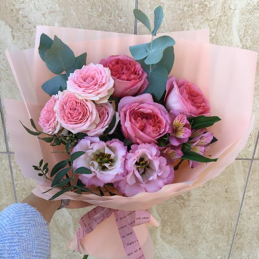 Грета: букеты цветов на заказ Flowwow