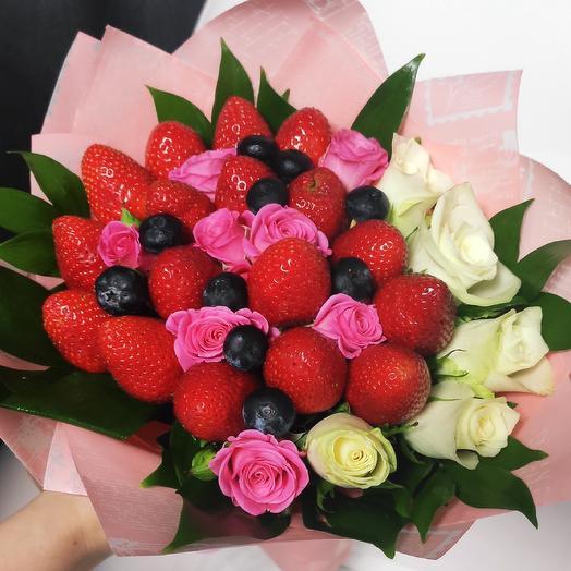 """Букет """""""" Летний дар"""": букеты цветов на заказ Flowwow"""