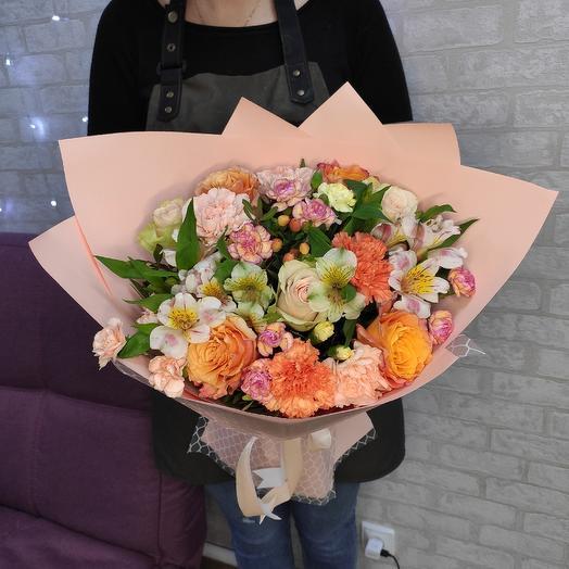 Самой милой🙂: букеты цветов на заказ Flowwow