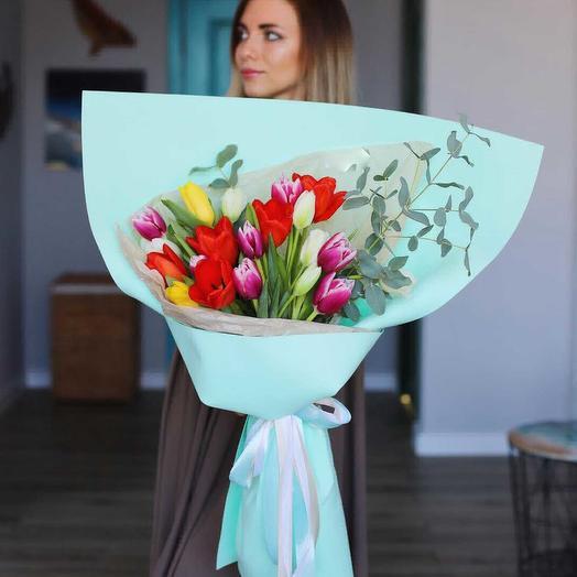 Тиана: букеты цветов на заказ Flowwow