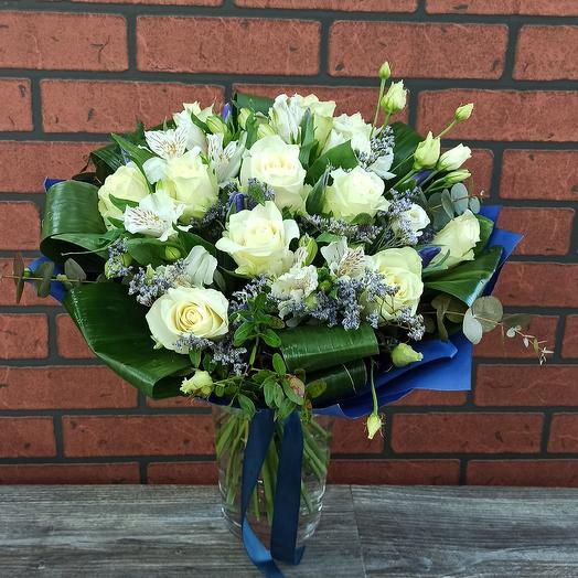 "Букет ""Белые ночи"": букеты цветов на заказ Flowwow"