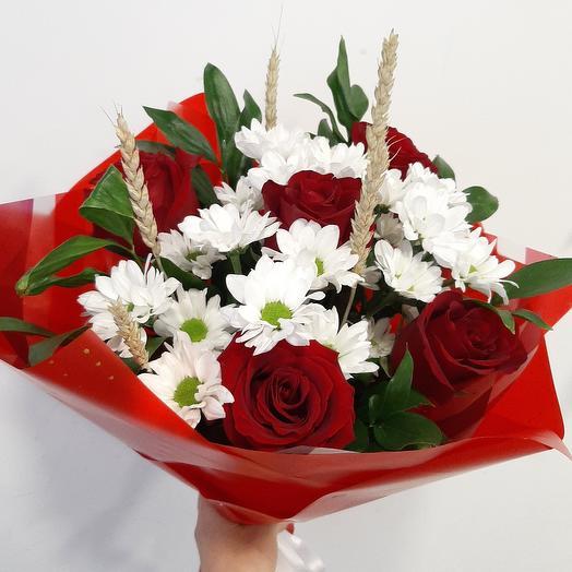 К празднику: букеты цветов на заказ Flowwow