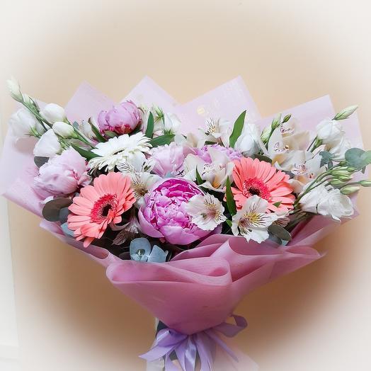 "Букет"" Земфира"": букеты цветов на заказ Flowwow"
