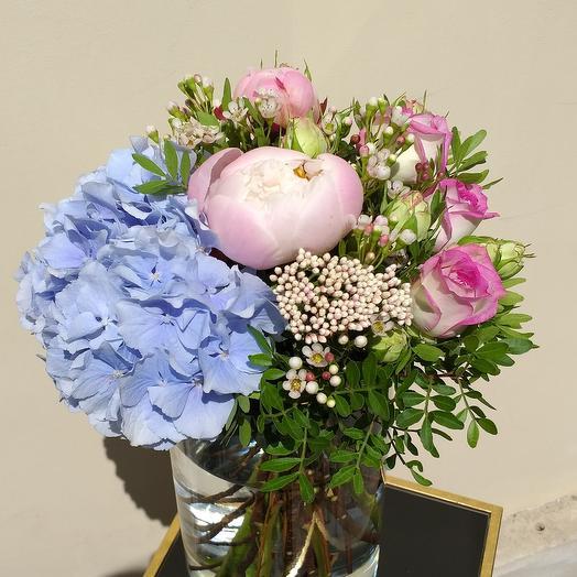 Букет SISLEY: букеты цветов на заказ Flowwow