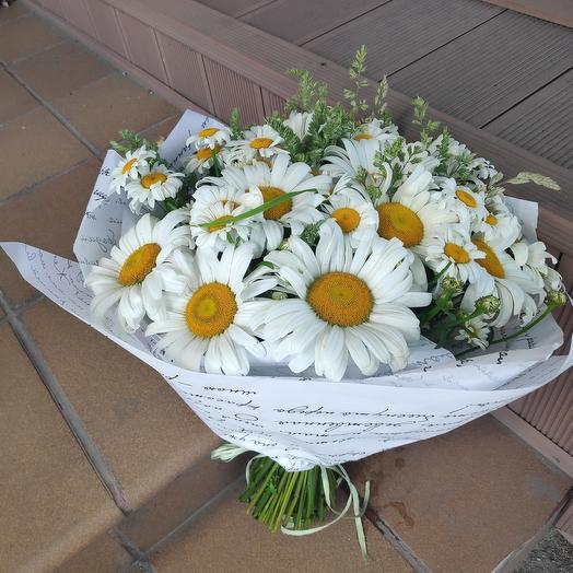Полевой букет: букеты цветов на заказ Flowwow