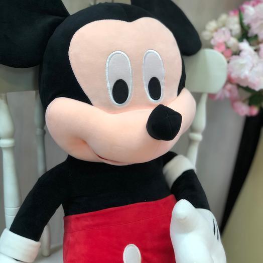 Мягкая игрушка «Микки Маус»