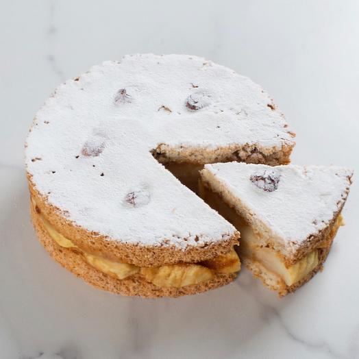 Мини-торт «Французский яблочный»