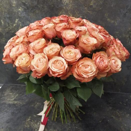 35шт Роза Пионовидная