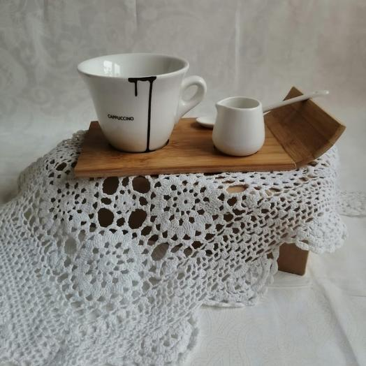 Кофейный набор для капучино