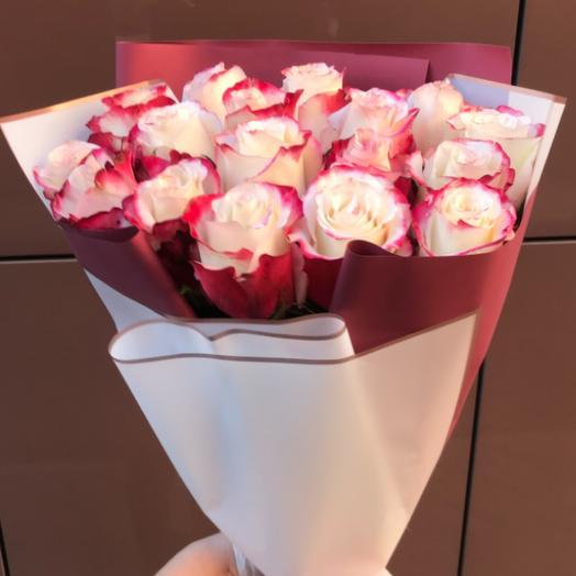 15 Эквадорских роз
