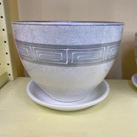 Горшок керамический d 25 см