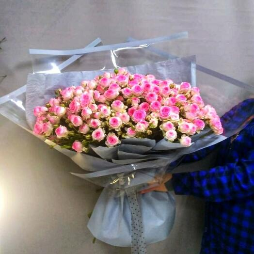 Розовый поцелуй