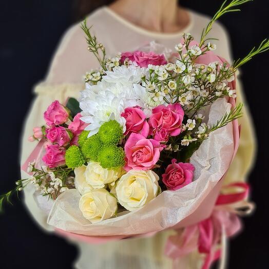 "Букет ""Весна"" 🌿"