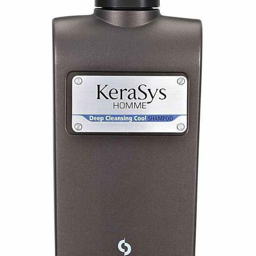 KeraSys Шампунь для волос Освежающий мужской 750 мл
