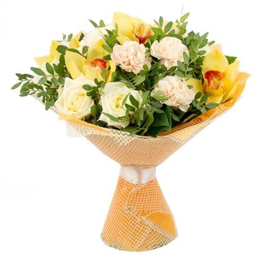 Стереобукет VIVA: букеты цветов на заказ Flowwow