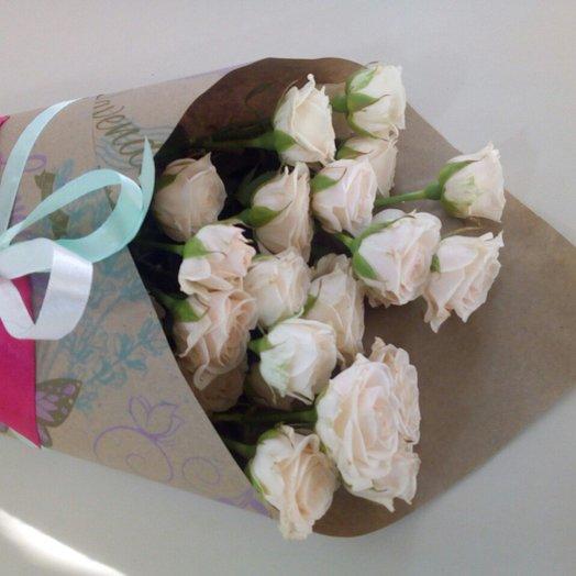 Очаровашка 2: букеты цветов на заказ Flowwow