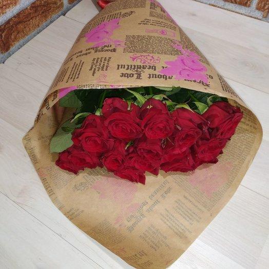 Женский секрет: букеты цветов на заказ Flowwow