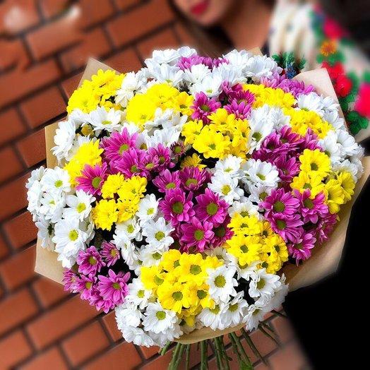 Яркий и притягательный: букеты цветов на заказ Flowwow