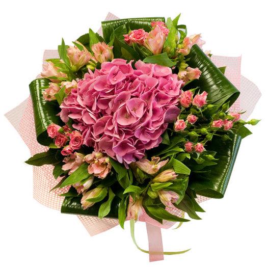 "Букет ""Самой милой"": букеты цветов на заказ Flowwow"