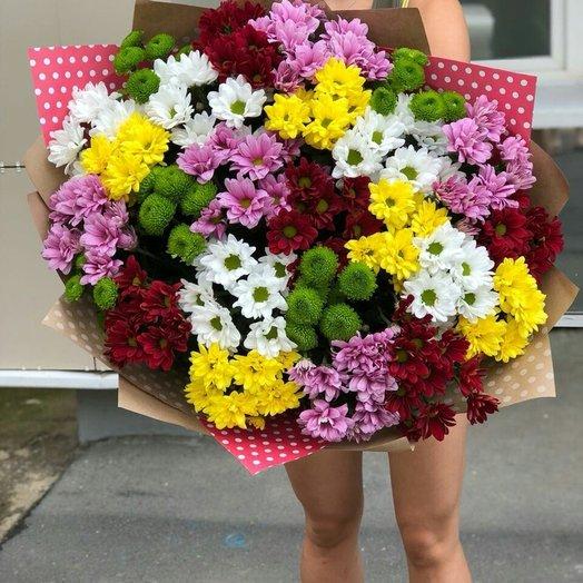 Букет Ярких моментов: букеты цветов на заказ Flowwow