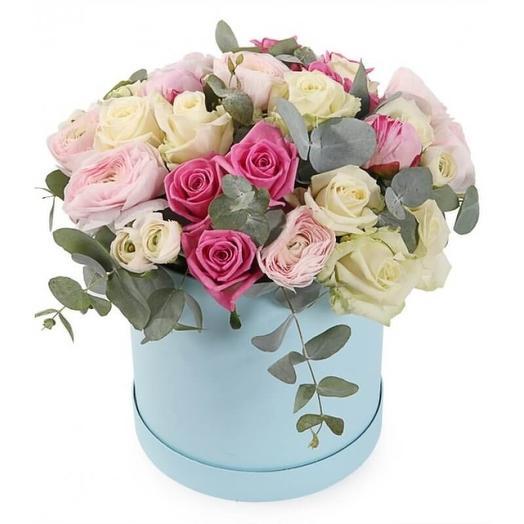 Мэри: букеты цветов на заказ Flowwow