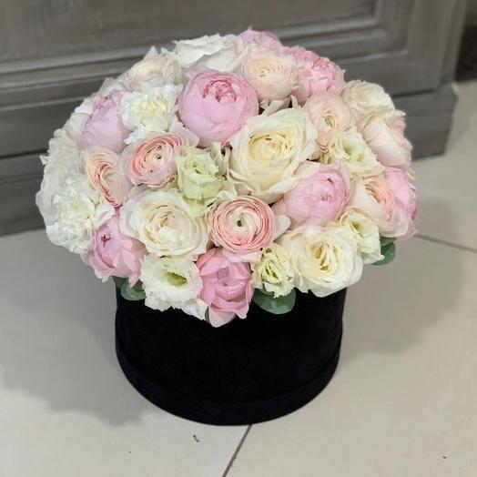 """Цветочная композиция """"Сеньорита"""": букеты цветов на заказ Flowwow"""