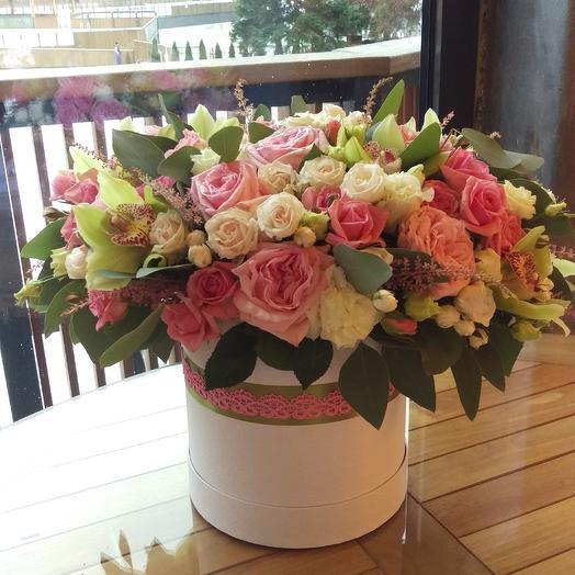 Любовный роман: букеты цветов на заказ Flowwow