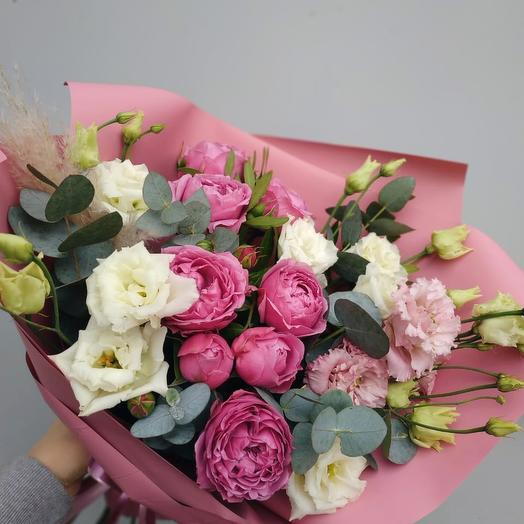 007: букеты цветов на заказ Flowwow