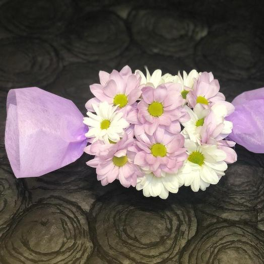 Композиция Конфетка: букеты цветов на заказ Flowwow