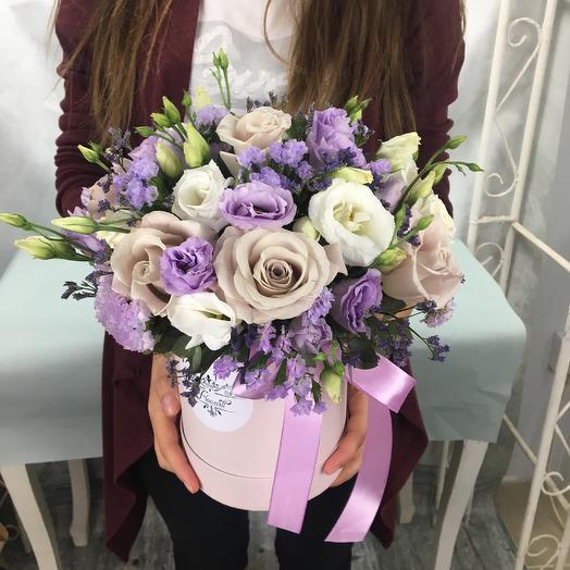 Артемида: букеты цветов на заказ Flowwow