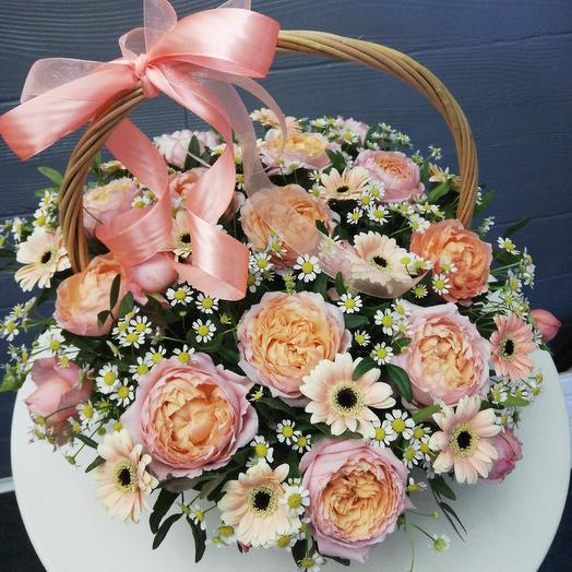 Букет3: букеты цветов на заказ Flowwow