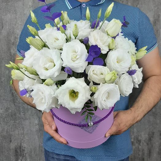Фея ночи: букеты цветов на заказ Flowwow