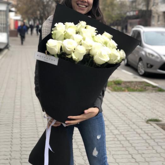 21 роза из Голландии
