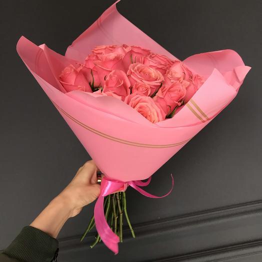 Яркий букет 💕: букеты цветов на заказ Flowwow