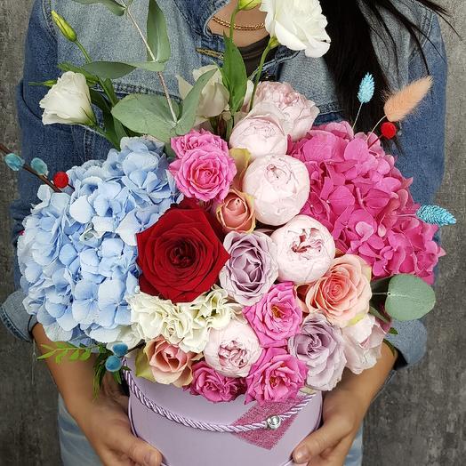 Tokyo hotel: букеты цветов на заказ Flowwow